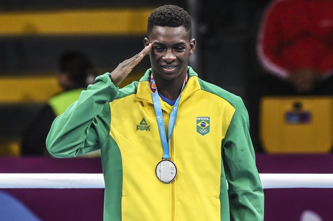 Sete das 35 modalidades disputadas pelo Time Brasil são 100% compostas por militares atletas
