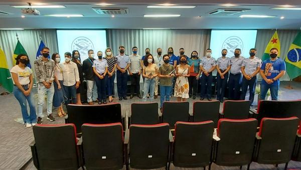 VII COMAR e SEBRAE-AC premiam vencedores de Concurso