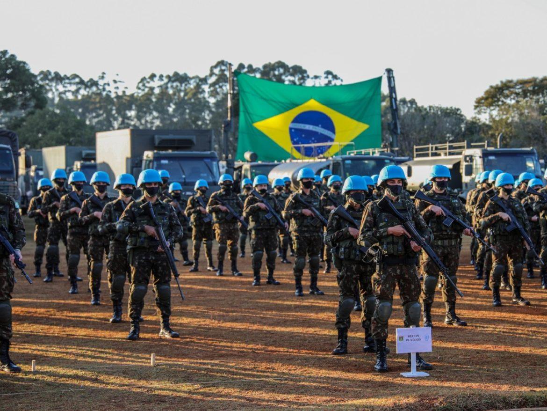 Exército Brasileiro realiza apronto operacional para a ONU