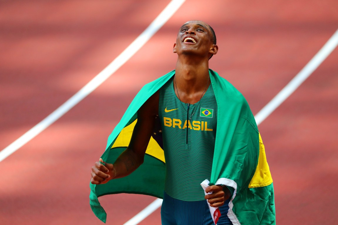 Atletas do PAAR conquistam mais três pódios para o Brasil