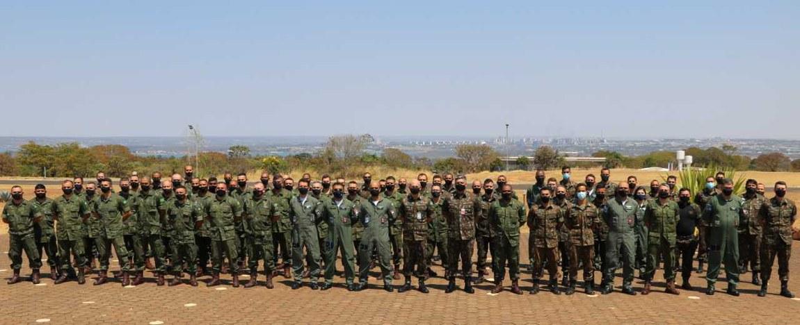 Treinamento conjunto capacita militares em Guerra Eletrônica