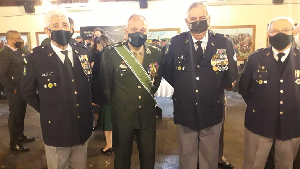 Comemoração do Dia do Soldado em Porto Alegre