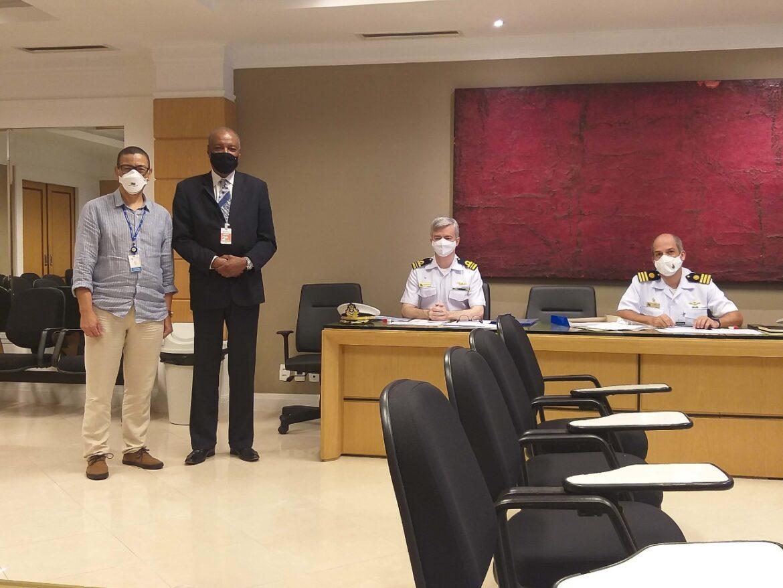 III Concurso de Redação AMAZÔNIA Azul promovido pela SOAMAR-RIO