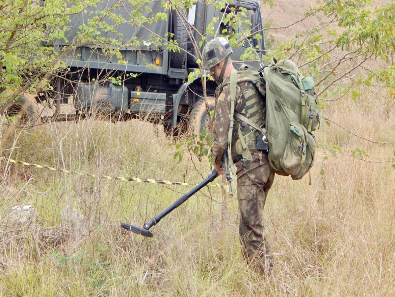1ª Companhia de Engenharia de Combate Pára-quedista realiza exercício de desenvolvimento da liderança