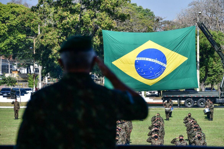 Cerimônia marca despedida de novo contingente da Operação Acolhida