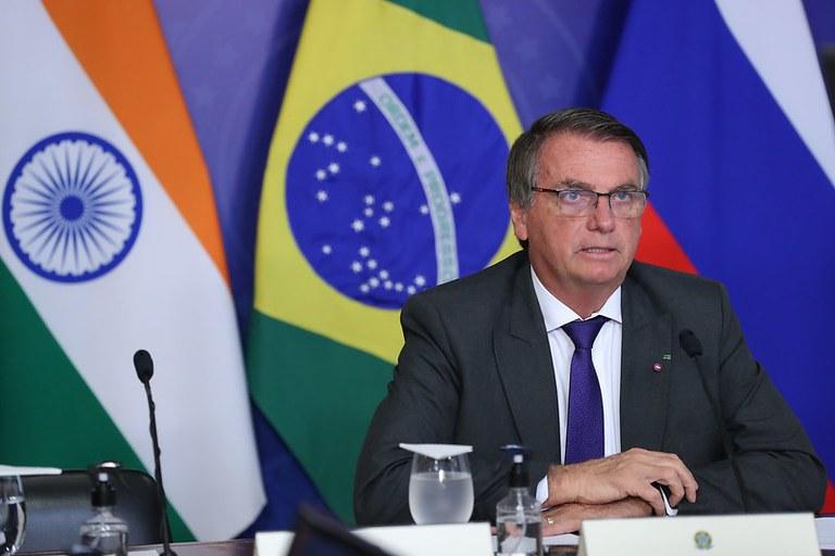 Líderes de países realizam 13ª Reunião de Cúpula do Brics