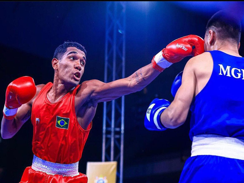 Atletas do Exército participam de Campeonato Mundial Militar de Boxe