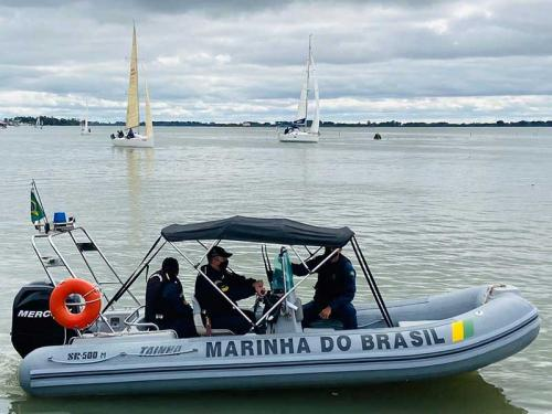 Capitania dos Portos do Rio Grande do Sul apoia Velejaço – Raid Solidário