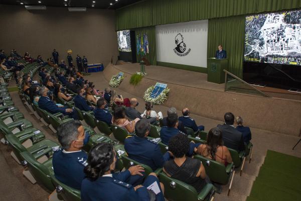 Esquadrão Guardião celebra o 19º Maryba em Anápolis (GO)