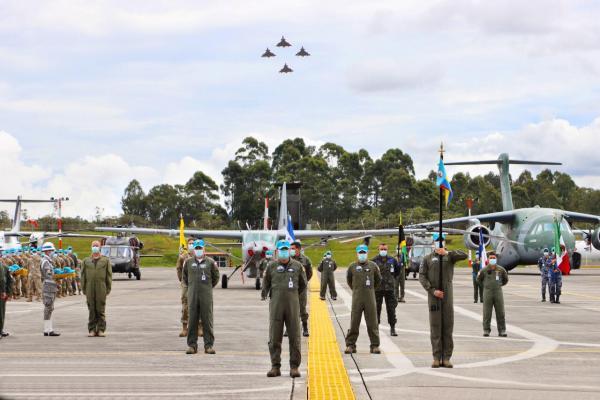 FAB participa do Exercício Internacional Cooperación VII, na Colômbia
