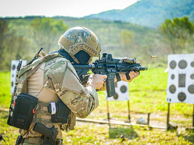 Marinha coordena Adestramento Conjunto de Combate em Ambientes Confinados