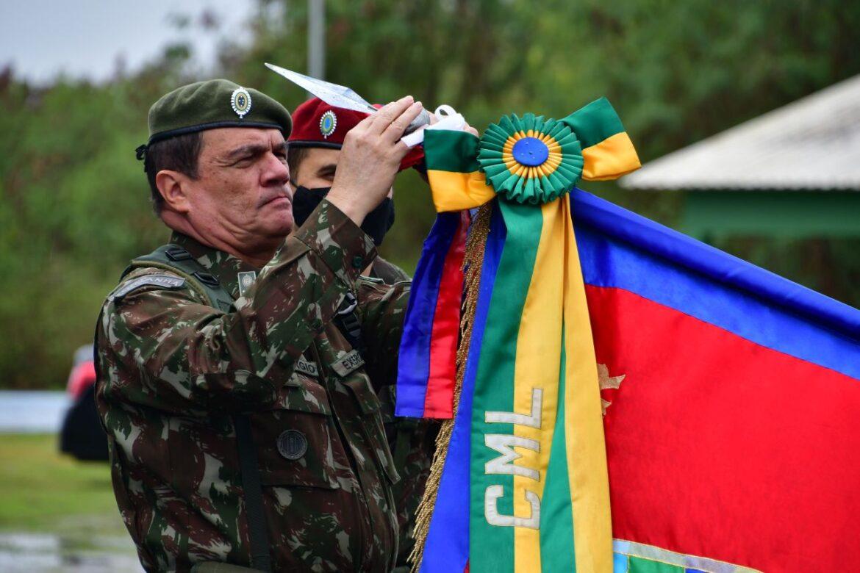 Visita institucional do Comandante do Exército