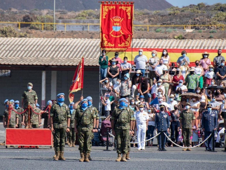 Contingente brasileiro da missão da ONU no Líbano finaliza adestramento na Espanha