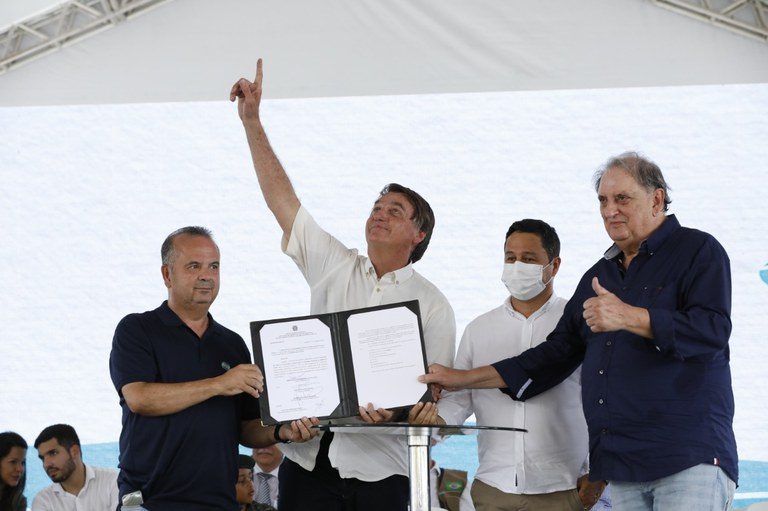 Governo Federal anuncia o Auxílio Brasil